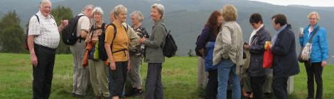 """Wanderung """"Über den Modenhübel / Nationalpark Eifel"""""""
