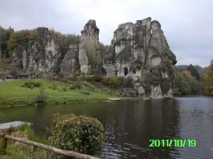 Extern-Steine, 19.10.2011