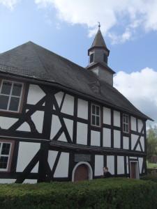 DSCF0020, Kirche in Sassenhausen